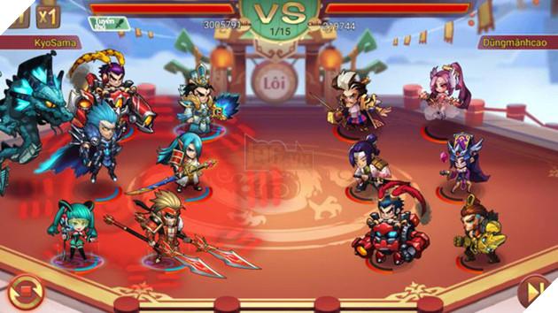 Lý Tiểu Long và Ryu trong Street Fighters đánh nhau giành danh hiệu Tiểu Bá Vương