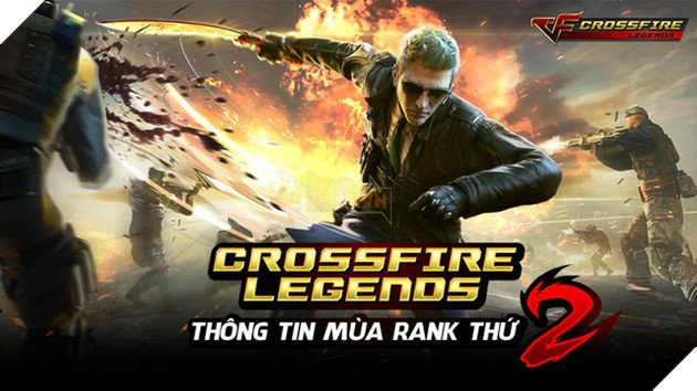 Chiều lòng game thủ, đấu rank trong Crossfire Legends sẽ khó gấp đôi ở mùa 2