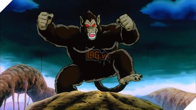 Oozaru (khỉ chúa) là hình dạng nguyên thủy của người Saiyan.