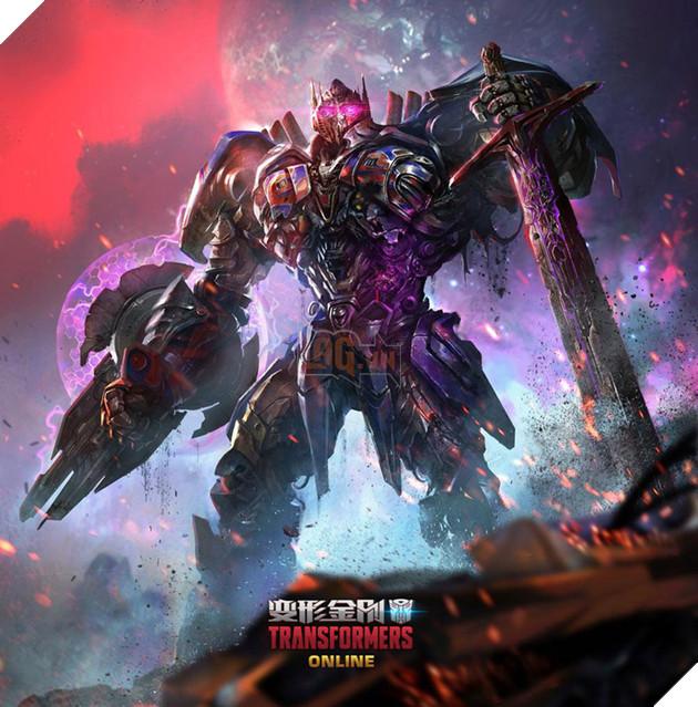 Hàng khủng Transformers Online sắp mở cửa rồi, game thủ hãy nhanh tay đăng ký nào