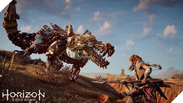 Microsoft dường như muốn tạo ra đối thủ của Horizon: Zero Dawn