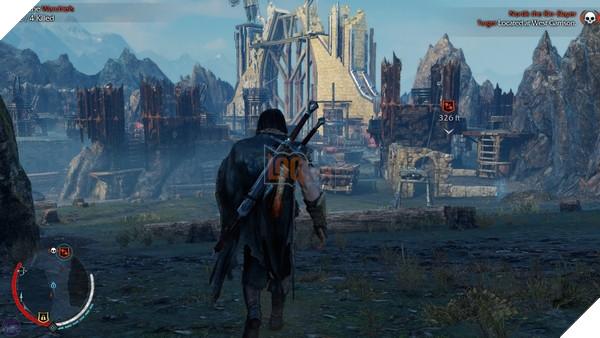 Người chơi có thể sử dụng file lưu game từ Shadow of Mordor không?