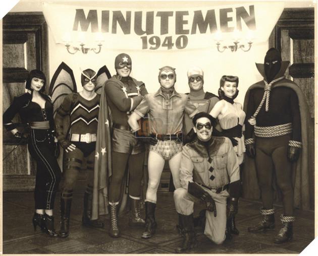 Watchmen trong quá khứ