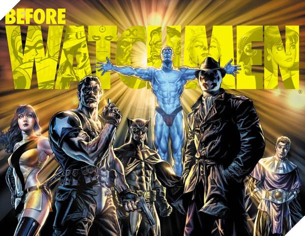 Before Watchmen là bộ truyện mà người hâm mộ mong muốn HBO đem lên màn ảnh nhỏ