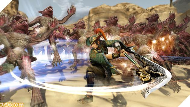 Dynasty Warriors 9 tung trailer đầu tiên, phát hành trên PS4 và PC