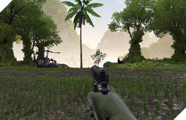 Chỉ với 1 cái cây, lối chơi trong Rising Storm 2: Vietnam thật sự gặp vấn đề