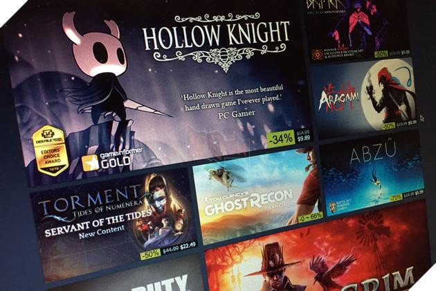 Mùa cạn máu Steam Summer Sale chính thức bắt đầu - Xem ngay List game giảm giá tại đây 2
