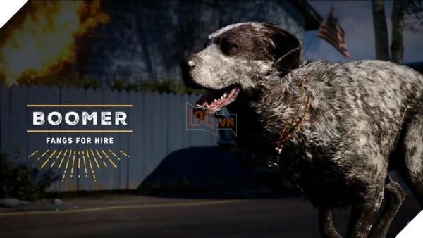 Boomer có thể sẽ đóng vai trò quan trọng trong lối chơi của Far Cry 5