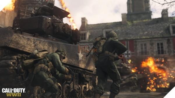 Call of Duty: World War II mang đến hi vọng về những gì đã làm nên tên tuổi thương hiệu này