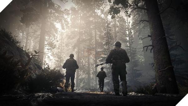 Private Beta của Call of Duty WWII sẽ chia ra 2 đợt trên PS4 và Xbox One
