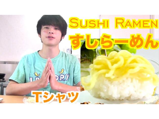 Youtuber người Nhật Sushi Ramen Riku