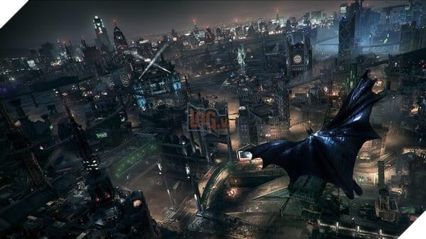 Seri game Batman: Arkham rõ ràng có tác động đến lối chơi của Spider-Man