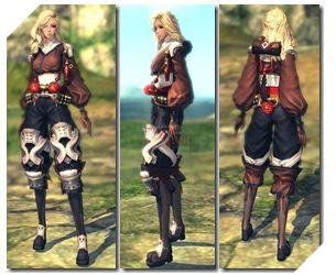 BnS: Tổng hợp các trang phục đẹp dễ kiếm trong phụ bản hằng ngày 2