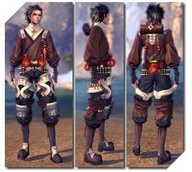 BnS: Tổng hợp các trang phục đẹp dễ kiếm trong phụ bản hằng ngày 3