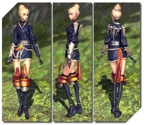 BnS: Tổng hợp các trang phục đẹp dễ kiếm trong phụ bản hằng ngày 22