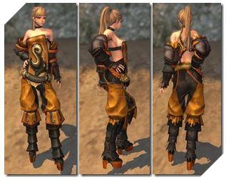 BnS: Tổng hợp các trang phục đẹp dễ kiếm trong phụ bản hằng ngày 5