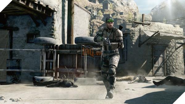 Blacklist là phiên bản Splinter Cell mới nhất, ra mắt cách đây ... 4 năm
