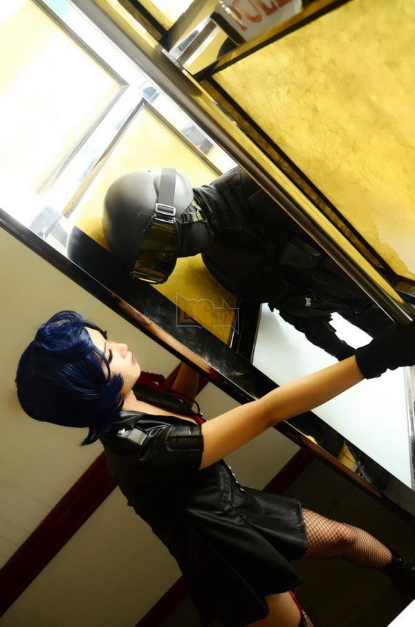Nhóm cosplay nổi tiếng sài thành Chính thức ra mắt bộ ảnh Cosplay Crossfire Legends 6