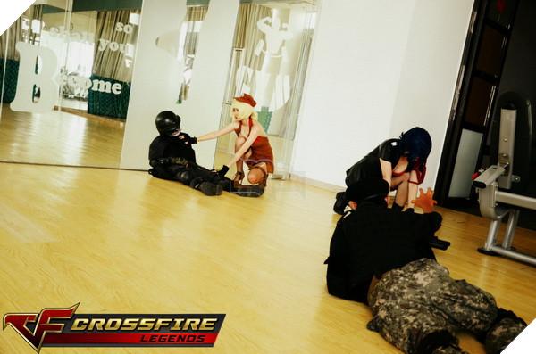 Nhóm cosplay nổi tiếng sài thành Chính thức ra mắt bộ ảnh Cosplay Crossfire Legends 12