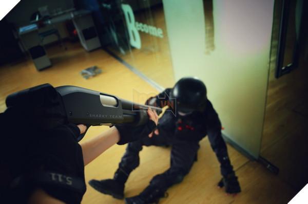 Nhóm cosplay nổi tiếng sài thành Chính thức ra mắt bộ ảnh Cosplay Crossfire Legends 13