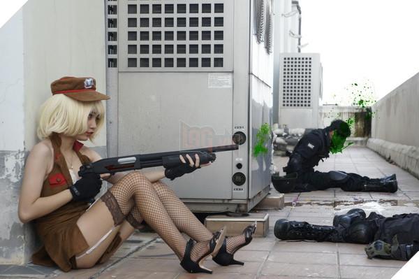 Nhóm cosplay nổi tiếng sài thành Chính thức ra mắt bộ ảnh Cosplay Crossfire Legends 18