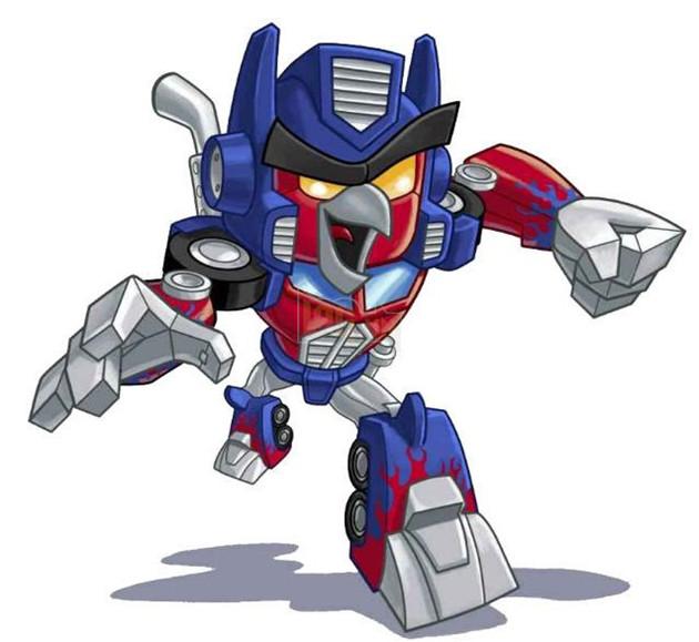 Nhung lan 'lot xac' cua nguoi may Optimus Prime thuoc 'Transformers' hinh anh 19