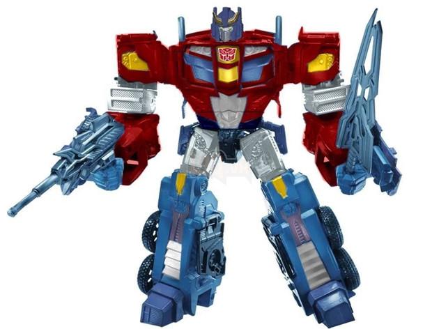 Nhung lan 'lot xac' cua nguoi may Optimus Prime thuoc 'Transformers' hinh anh 5
