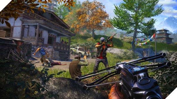 Tính năng Co-op trong Far Cry 5 có nhiều nét tương đồng như trong Far Cry 4