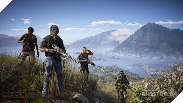 Ghost Recon: Wildlands vừa hỗ trợ Co-op 4 người, vừa cho phép tham gia tiến trình game