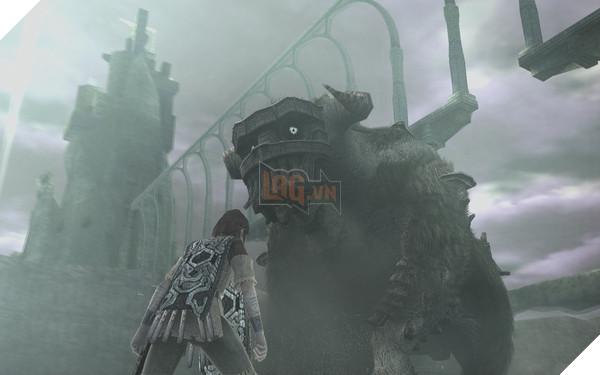 Shadow of the Colossusvẫn luôn là game củaFumito Ueda