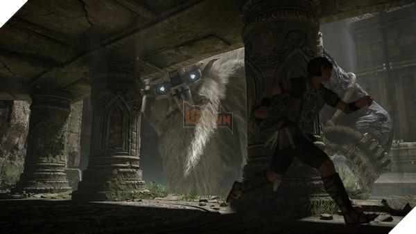 Shadow of the Colossusbản Remake sẽ ra mắt độc quyềnPS4đầu năm 2018