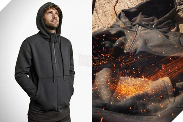 Xuất hiện chiếc áo chống mài mòn, chống rách, chịu được nhiệt độ từ -200 đến 300 độ C, độ bền lên tới 100 năm