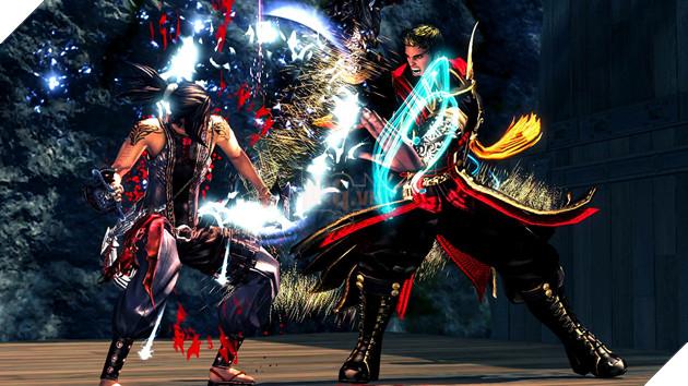 BnS: Giới thiệu tổng quan class Khí Công Sư - Soul Fighter 2