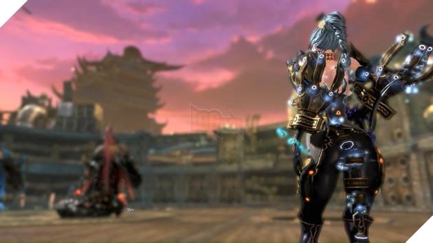 BnS: Giới thiệu tổng quan class Khí Công Sư - Soul Fighter 4