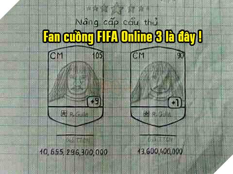 """5 dấu hiệu cho thấy bạn chắc chắn là một fan """"cuồng"""" của FIFA Online 3"""