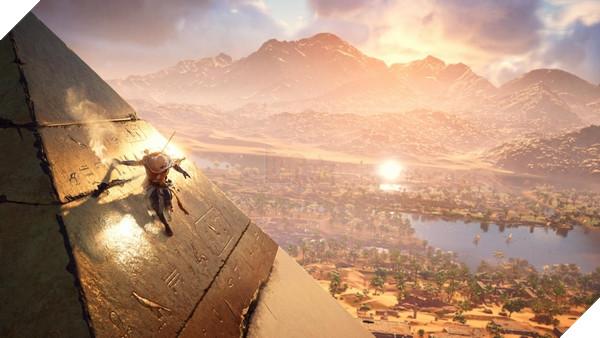 Điều quan trọng là sự sinh động của mỗi thành phố trong Assassin's Creed: Origins