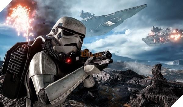 Star Wars Battlefront 2sẽ ra mắt vào tháng 11