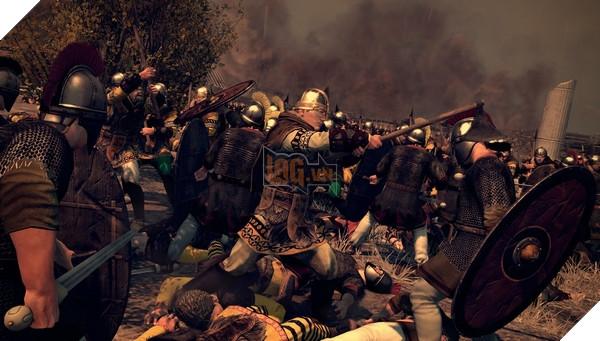 Total War: Attilara mắt năm 2015, được đánh giá khá cao về lối chơi