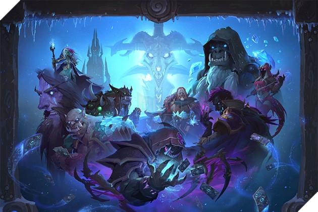 Knights of the Frozen Throne: Bản mở rộng tiếp theo của Hearthstone ra mắt vào tháng 8 này
