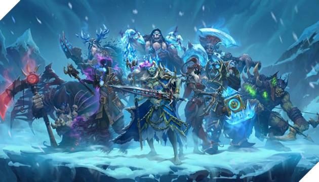 Knights of the Frozen Throne: Bản mở rộng tiếp theo của Hearthstone ra mắt vào tháng 8 này 5