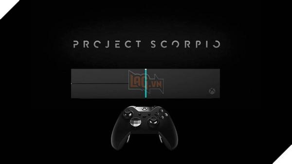 """""""Project Scorpio"""" giờ đây chỉ còn là cái tên trong quá khứ"""