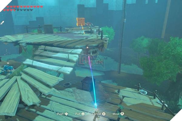 The Legend of Zelda: Breath of the Wildđang gây tranh cãi vìDLCcủa nó