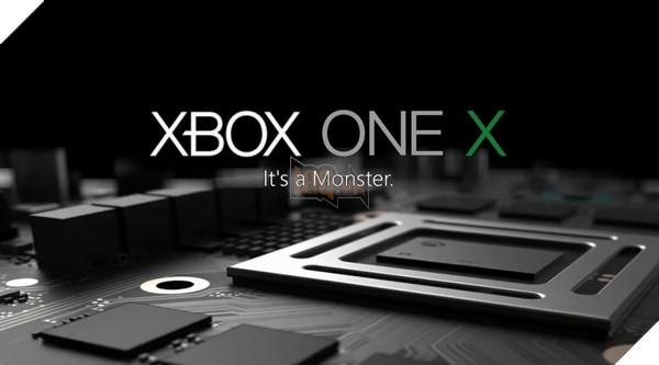 """Xbox One X sẽ mang đến trải nghiệm của một """"PC chơi game cao cấp"""""""