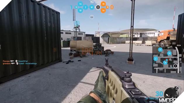 Cận cảnh Argo - Game bắn súng siêu khó mới mở miễn phí đang gây sốt
