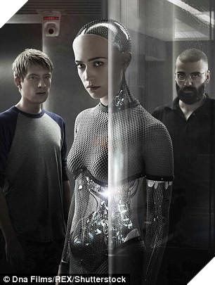 Robot tình dục sắp tấn công thế giới - Ảnh 1.