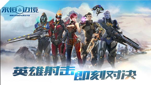 Vĩnh Hằng Biên Cảnh - Tựa game bắn súng viễn tưởng mobile chính thức ra mắt  3