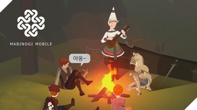 Mabinogi Mobile - Tân binh MMORPG cực độc bất ngờ được Nexon công bố