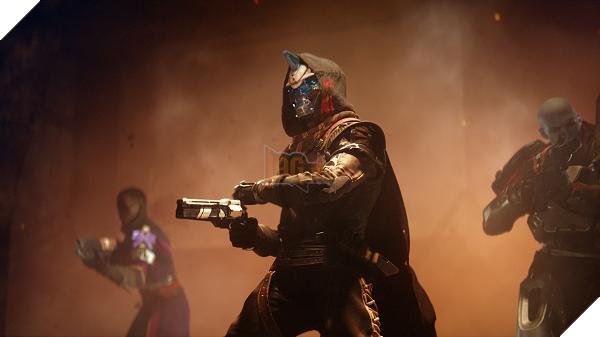 Các nhân vật trongDestiny 2, nhưCayde-6, được thiết kế để kết nối người chơi với cốt truyện