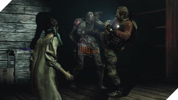 Resident Evil: Revelationsgia nhập dàn gameRE Remastered