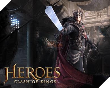 Kết quả hình ảnh cho Heroes of COK - Clash of Kings